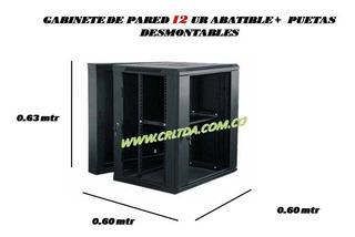 Rack Gabinete Para Cuarto De Telecomunicaciones ...