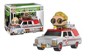 Ecto-1 & Jillian Holtzmann Ghostbusters 2016 Pop Rides #23