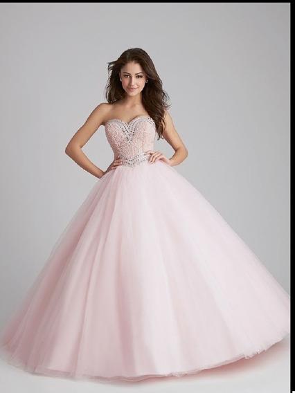 Vestido De 15 Delicado A Pedido