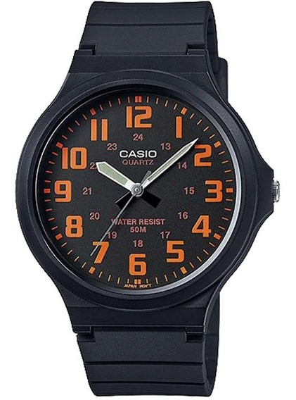 Relógio Casio Masculino Mw-240-4bvdf