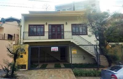 Casa Para Alugar Na Vila Planalto - Vinhedo/sp - Ca1133