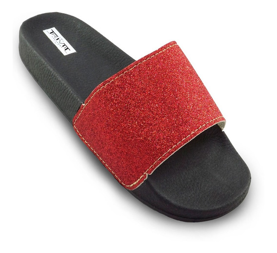 Chinelo Sandália Beath Slide Feminino