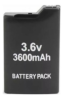 Pila Bateria Psp Fat 3.6v 3600mah :: Virtual Zone