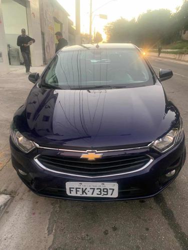 Chevrolet Onix 2017/2018 1.4 Ltz Automático Azul Imperial
