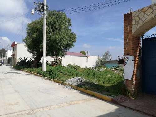 Venta De Terreno Centro Tlapacoya, Pachuca Hgo