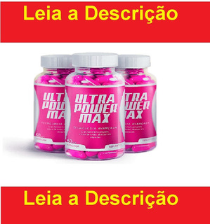 Remedio Para Emagrecer Rapido Ultra Power Max 2 Potes