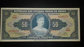 Cédula C-026 50 Cruzeiros (lt24rv)
