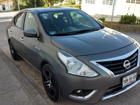 Nissan Versa 1.6 Advance At 2015