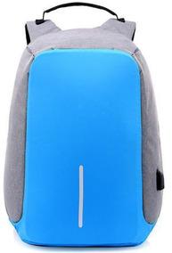 Mochila Backpack Antirobo Original Impermeable Powerbank Usb