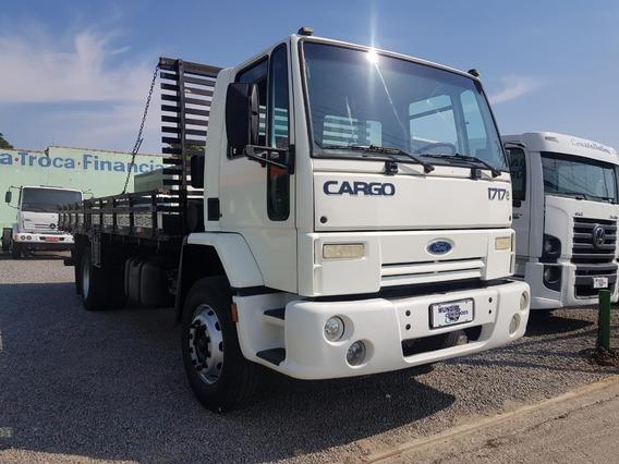Ford Cargo 1717 2008 C/ Carroceria