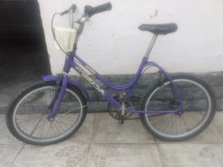 Vendo 3 Bicicletas Infantis Aro 20; E Um Transbike