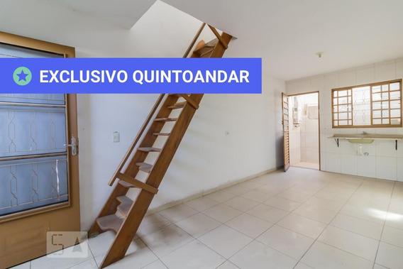Studio No 1º Andar Com 1 Dormitório - Id: 892926727 - 226727