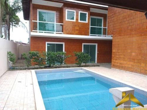 Imagem 1 de 30 de Sobrado Com 2 Dormitórios À Venda, 65 M² Por R$ 239.900,00 - Suarão - Itanhaém/sp - So0065