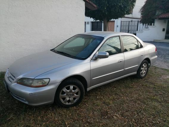 Honda Accord Exr Tela 2001