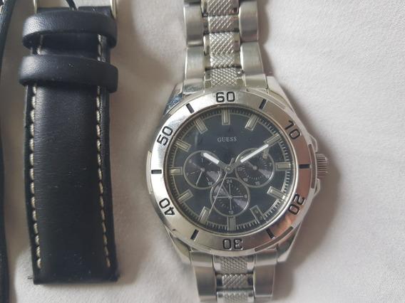 Relógio Aço Guess