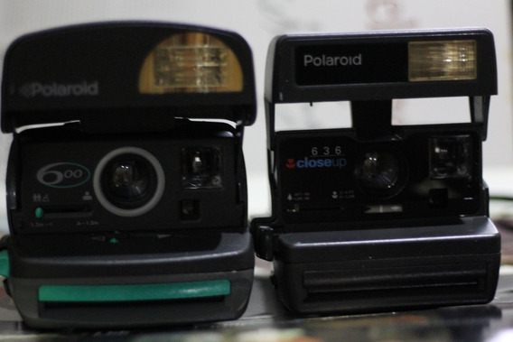 Polaroids Antigas