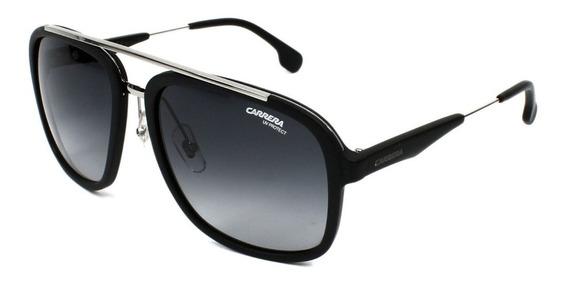 Lentes Gafas De Sol Carrera 133s Fancy Aviator 100% Genuinos