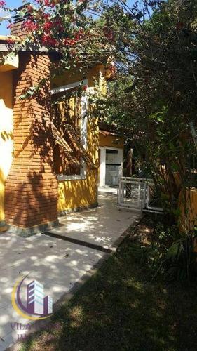 Imagem 1 de 14 de Casa Com 4 Dormitórios À Venda, 320 M² Por R$ 1.280.000,00 - Parque Viana - Barueri/sp - Ca0179