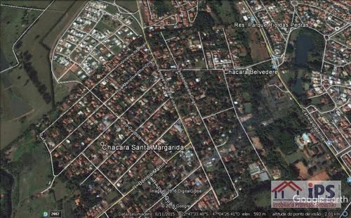 Terreno Residencial À Venda, Chácara Santa Margarida, Campinas. - Te0462