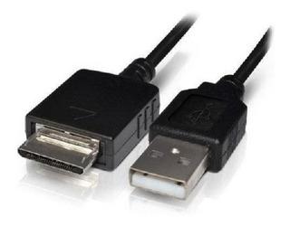 Cable Usb Datos Y Carga Para Mp3 Mp4 Sony Walkman 2 En 1