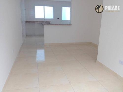 Sobrado Residencial À Venda, Tude Bastos (sítio Do Campo), Praia Grande - . - So0023