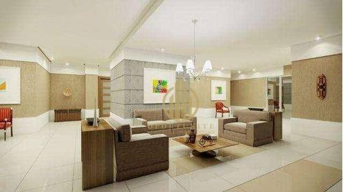 Imagem 1 de 7 de Apartamento Com 3 Dormitórios À Venda, 144 M² Por R$ 700.000,00 - Jardim Botânico - Ribeirão Preto/sp - Ap0435