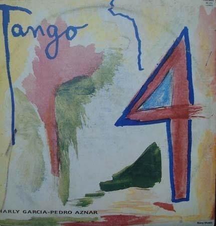 Vinilo - Tango 4 - Charly Garcia / Pedro Aznar