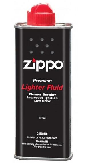 Bencina Para Encendedores Zippo 125ml Fluido Original
