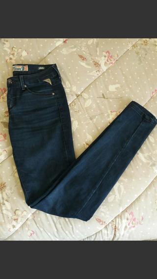 Calça Jeans Skinny Khelf