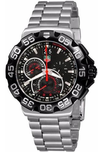 Relógio Tag Heuer Cah1010 - Fórmula 1 Grand Date Impecável