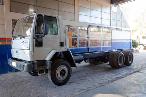 Ford Cargo 2631 6x4