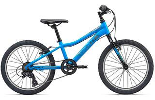 Bicicleta Niños Rodado 20 C/ Cambios Giant Xtc Jr Lite 7vel