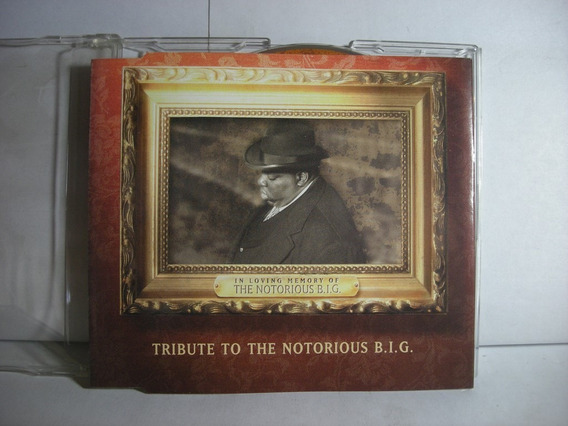 Tribute To The Notorious Big Single Simple Cd En Caballito