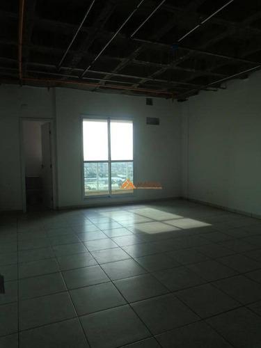 Imagem 1 de 13 de Sala Para Alugar, 37 M² Por R$ 900,00/mês - Nova Ribeirânia - Ribeirão Preto/sp - Sa0371