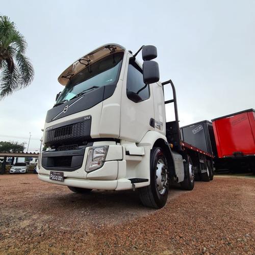 Caminhão Bitruck Volvo Vm330 8x2 2015 Bi-truck Vm 330 4 Eixo