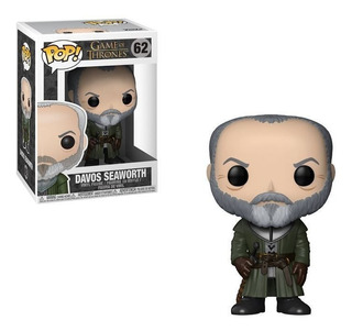 Funko Pop! Davos Seaworth #62 Game Of Thrones