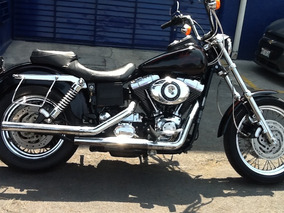 Harley Davidson Dyna Low Rider 1450cc, Modelo. 2000.