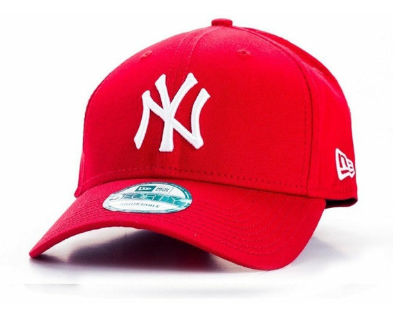Gorra Yankees Ny New Era Roja 9twenty