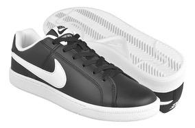 Tenis Casuales Para Caballero Nike 749747010 Black White
