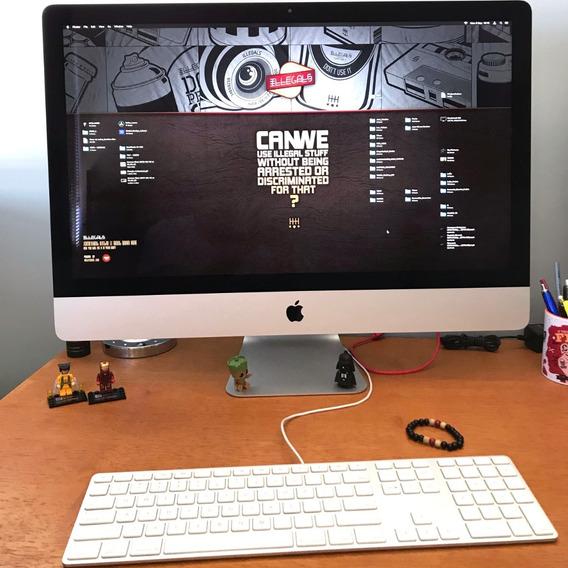 iMac 27 I7 3.5, 32gb, Gtx 780m 4gb, Ssd 1tb Fusion