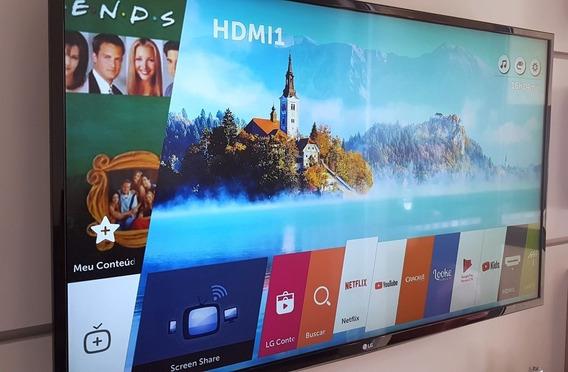 Tv LG 43 43uh6100 - Tela/display Quebrado