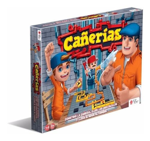 Cañerias Juego De Mesa Top Toys