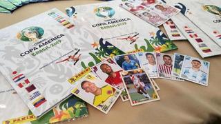 Figuritas Sueltas Copa America Brasil 2019 !!