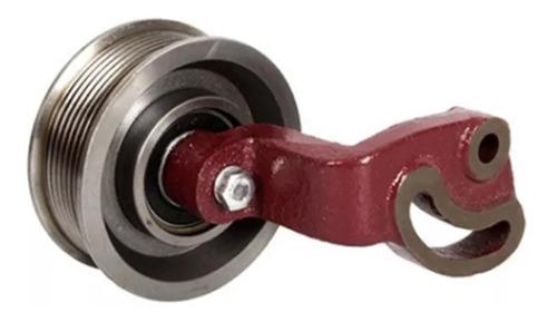 Imagem 1 de 2 de Esticador Correia Motor Vw7.100/15.180 Mwm X10 96mm