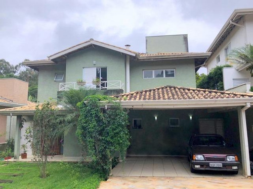 Casa Com 4 Dormitórios 2 Suítes À Venda, 280 M² Por R$ 1.300.000 - Jardins Da Fazendinha - Carapicuíba/sp - Ca2033
