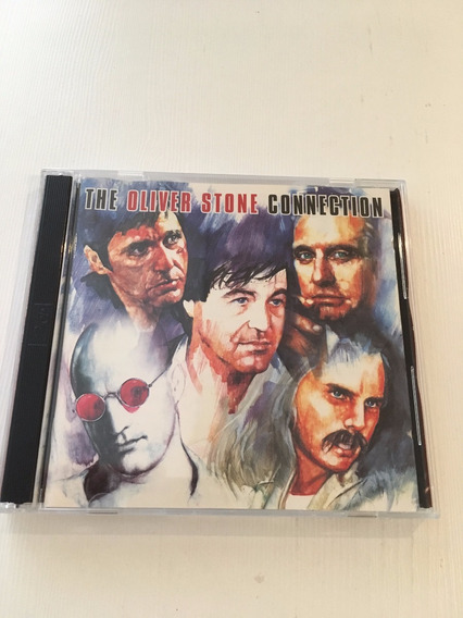 The Oliver Stone Connection - 2cds