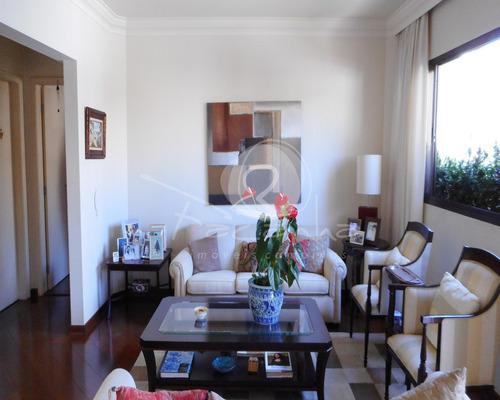 Imagem 1 de 30 de Apartamento Para Venda No Cambuí Em Campinas  -  Imobiliária Em Campinas - Ap02655 - 33261962