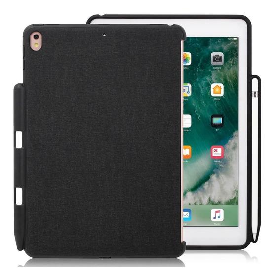 Case iPad Pro 10.5 Air 3 Apple Pencil P/ Teclado Smart Cover