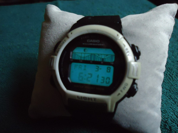 Reloj Casio Fish In Time Japones Ft 200 Fdp Reloj de