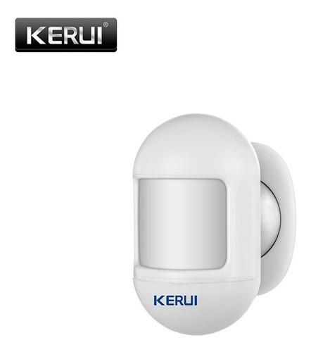 Kerui P819 433mhz Detector De Movimiento Pir Inalámbrico